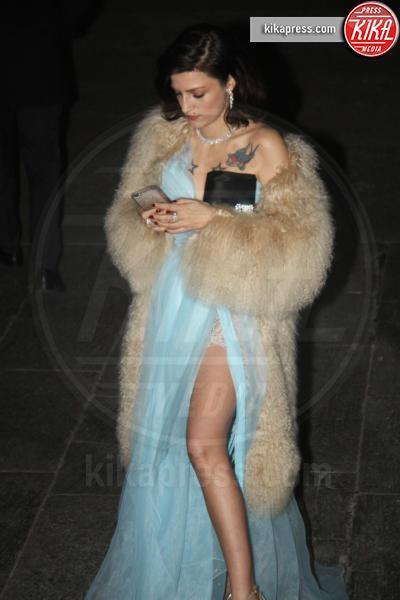 Eleonora Carisi - Milano - 21-03-2017 - Il segreto dello spacco sexy di Rosario Dawson