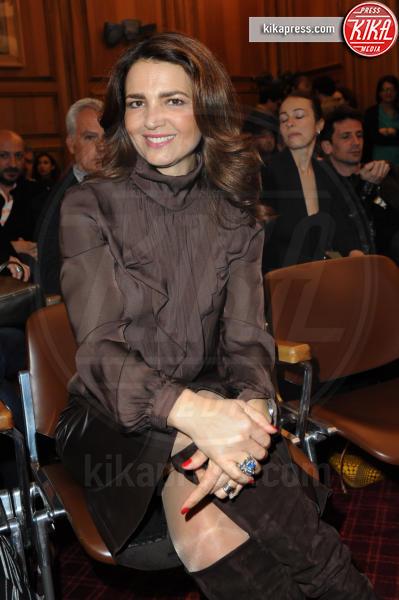 Tosca D Aquino - Cortina d'Ampezzo - 23-03-2017 - Cortinametraggio, Maria Grazia Cucinotta contro il femminicidio