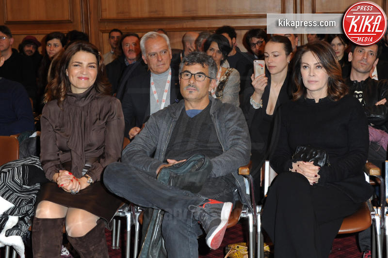 Tosca D Aquino, Paolo Genovese, Elena Sofia Ricci - Cortina d'Ampezzo - 23-03-2017 - Cortinametraggio, Maria Grazia Cucinotta contro il femminicidio