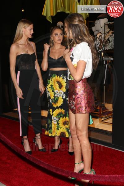 The Stallone Daughters - Los Angeles - 23-03-2017 - Le donne di Sylvester Stallone in fiore al party Dolce & Gabbana