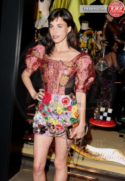 Jennifer Flavin - Los Angeles - 23-03-2017 - Le donne di Sylvester Stallone in fiore al party Dolce & Gabbana
