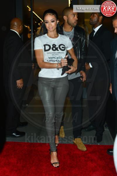 Draya Michele - Beverly Hills - 23-03-2017 - Le donne di Sylvester Stallone in fiore al party Dolce & Gabbana