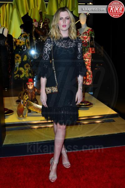 Ireland Baldwin - Beverly Hills - 23-03-2017 - Le donne di Sylvester Stallone in fiore al party Dolce & Gabbana
