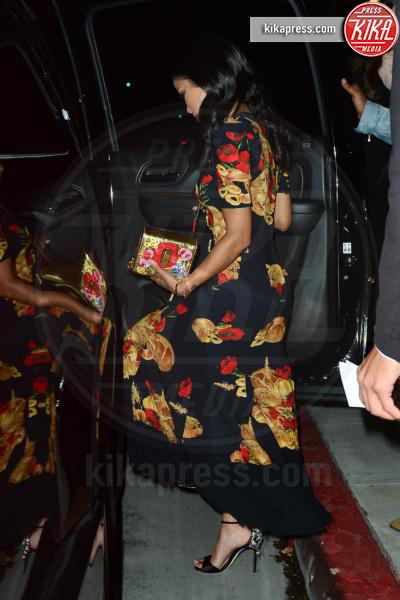 Jhene Aiko - Beverly Hills - 24-03-2017 - Le donne di Sylvester Stallone in fiore al party Dolce & Gabbana
