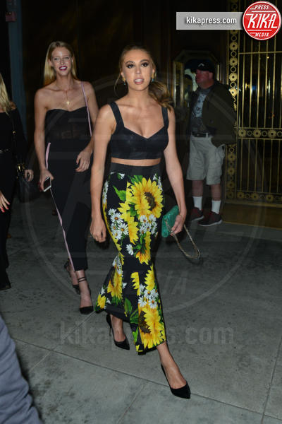 Sophia Stallone - Beverly Hills - 23-03-2017 - Le donne di Sylvester Stallone in fiore al party Dolce & Gabbana