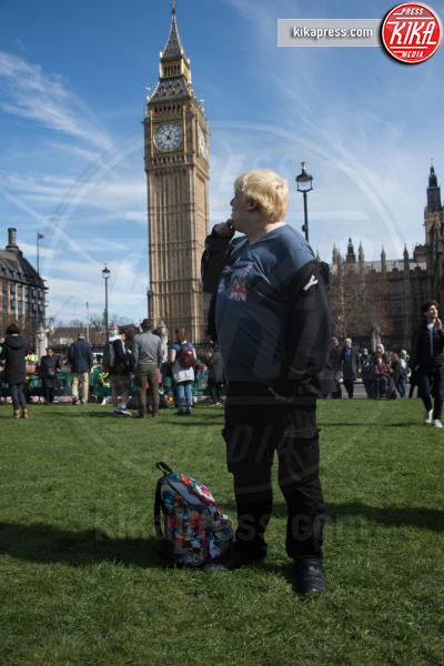 Boris Lookalike, Protesta anti Brexit, Atmosphere - Londra - 25-03-2017 - Londra: un oceano in movimento contro la Brexit
