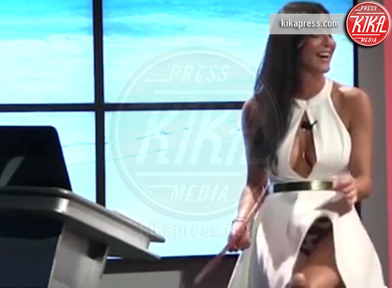 Barbara Francesca Ovieni - Milano - 27-03-2017 - Beyoncé, Janet Jackson, Veronica Maya: l'imprevisto dà scandalo