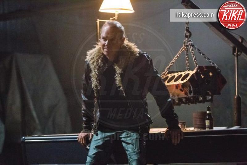 Adrian Toomes, Michael Keaton - Spiderman: Homecoming, Michael Keaton è Avvoltoio. Le foto