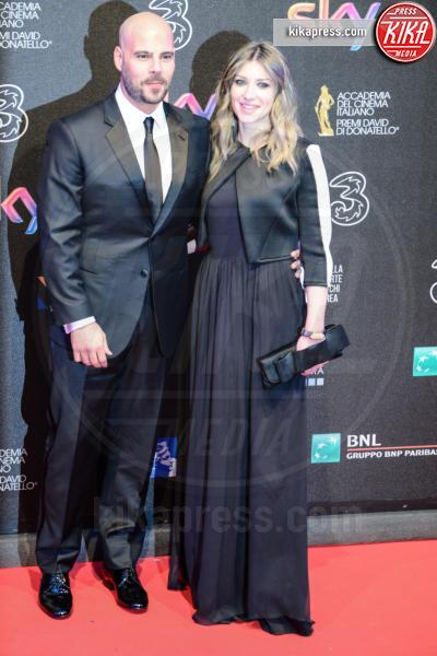 Marco D'Amore - Roma - 27-03-2017 - David di Donatello 2017: l'eleganza sul red carpet
