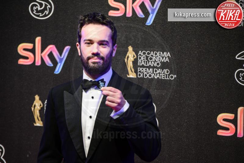 Matteo Rovere - Roma - 27-03-2017 - David di Donatello 2017: l'eleganza sul red carpet