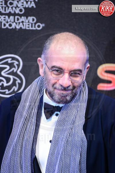 Giuseppe Tornatore - Roma - 27-03-2017 - David di Donatello 2017: l'eleganza sul red carpet