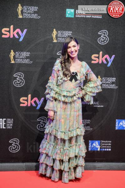 Stella Egitto - Roma - 27-03-2017 - David di Donatello 2017: l'eleganza sul red carpet