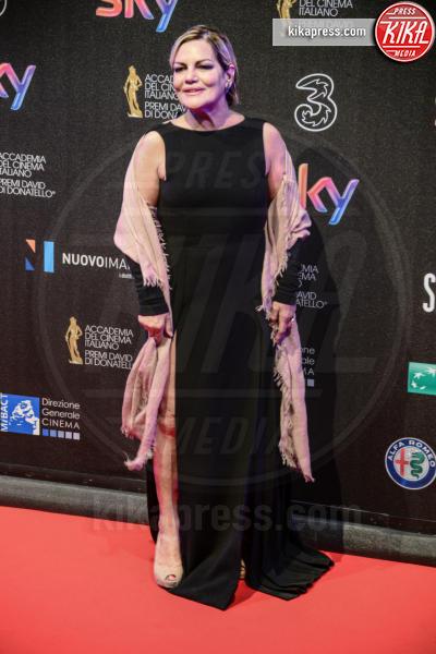 Cristina Donadio - Roma - 27-03-2017 - David di Donatello 2017: l'eleganza sul red carpet