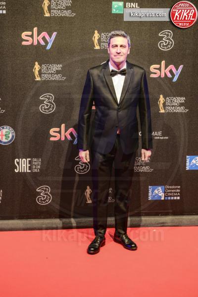 Pif - Roma - 27-03-2017 - David di Donatello 2017: l'eleganza sul red carpet