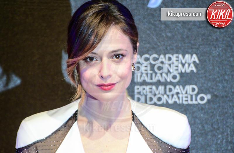 Valeria Bilello - Roma - 27-03-2017 - David di Donatello 2017: l'eleganza sul red carpet