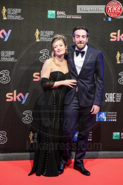 Michele Vannucci - Roma - 27-03-2017 - David di Donatello 2017: l'eleganza sul red carpet