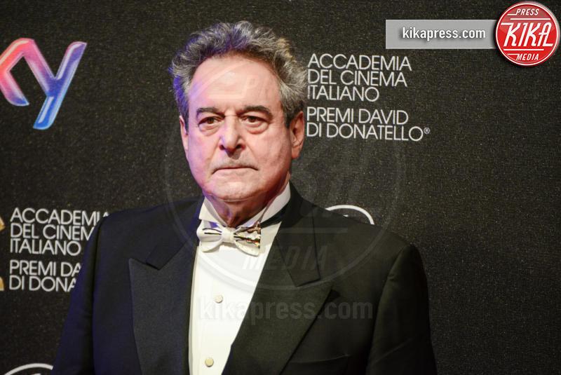 Ennio Fantastichini - Roma - 27-03-2017 - David di Donatello 2017: l'eleganza sul red carpet