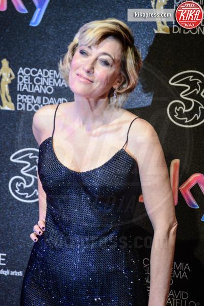 Valeria Bruni Tedeschi - Roma - 27-03-2017 - David di Donatello 2017: l'eleganza sul red carpet