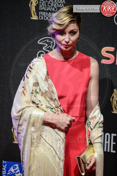 Anna Ferzetti - Roma - 27-03-2017 - David di Donatello 2017: l'eleganza sul red carpet