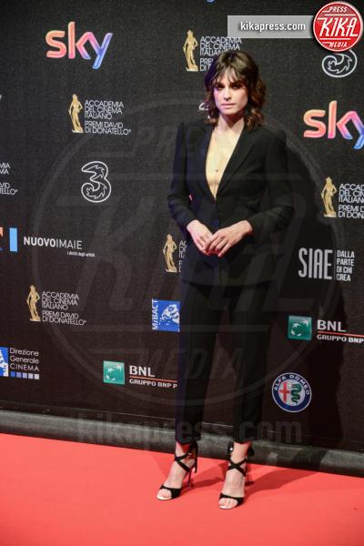 Kasia Smutniak - Roma - 27-03-2017 - David di Donatello 2017: l'eleganza sul red carpet