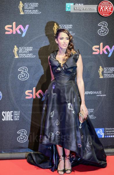 Nina Zilli - Roma - 27-03-2017 - David di Donatello 2017: l'eleganza sul red carpet