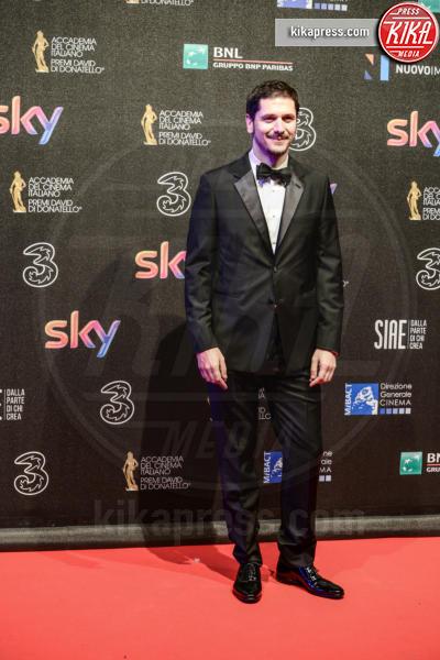 Gabriele Mainetti - Roma - 27-03-2017 - David di Donatello 2017: l'eleganza sul red carpet