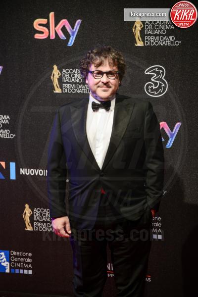 Marco Belardi - Roma - 27-03-2017 - David di Donatello 2017: l'eleganza sul red carpet
