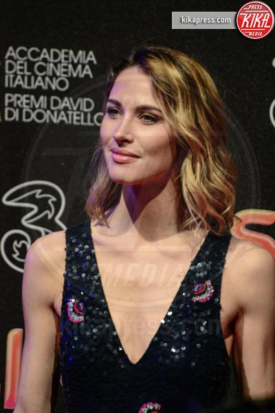 Ludovica Sauer - Roma - 27-03-2017 - David di Donatello 2017: l'eleganza sul red carpet