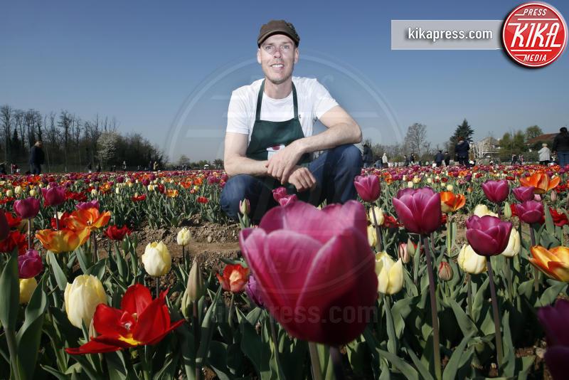 Edwin Koeman - Cornaredo (Milano) - 29-03-2017 - Edwin, dall'Olanda all'Italia per coltivare tulipani a Cornaredo