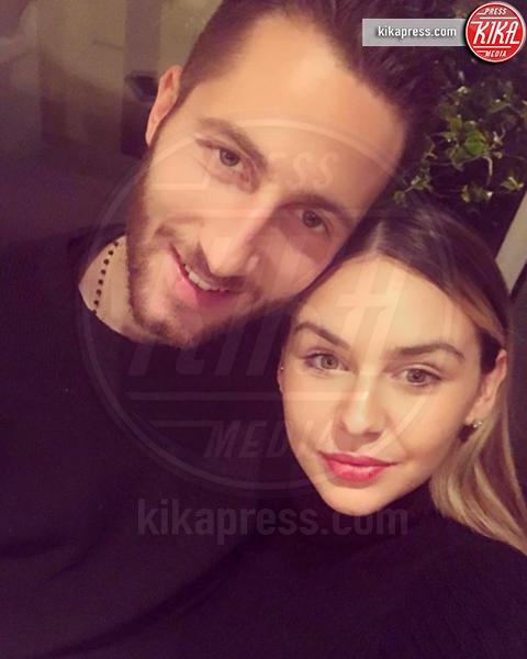 Andrea Bertolacci, Nicole Murgia - Milano - 29-03-2017 - Non solo wags: le sexy sorelle, d'Italia, nel pallone!