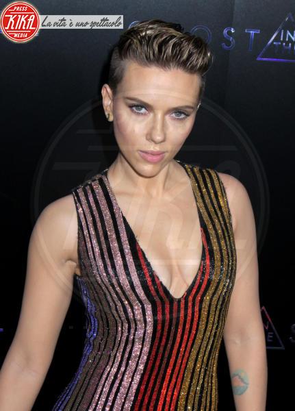 Scarlett Johansson - New York - 29-03-2017 - Scarlett Johansson, 33 anni in bellezza e successi