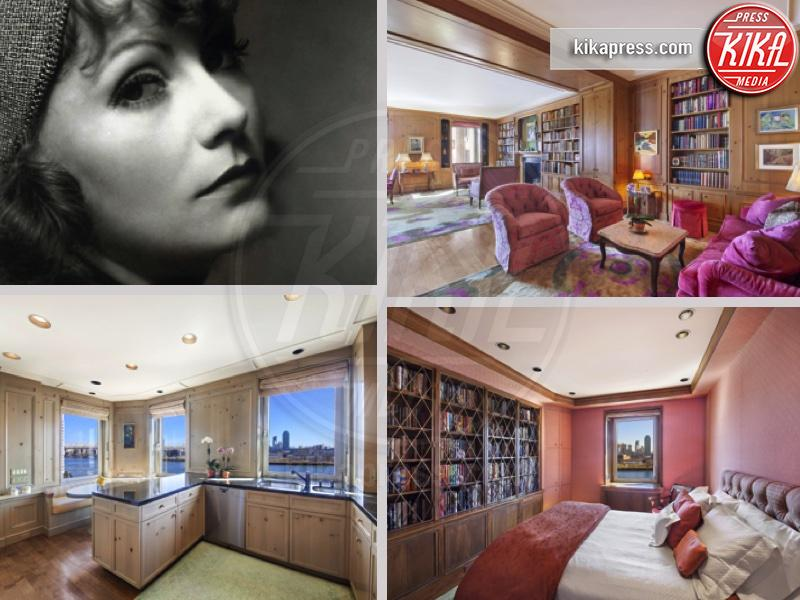 Greta Garbo - New York - 29-03-2017 -  In vendita la casa di Greta Garbo a NY, ci abitò per 40 anni