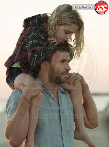 Gifted, McKenna Grace, Chris Evans - 13-11-2015 - Chris Evans conferma: