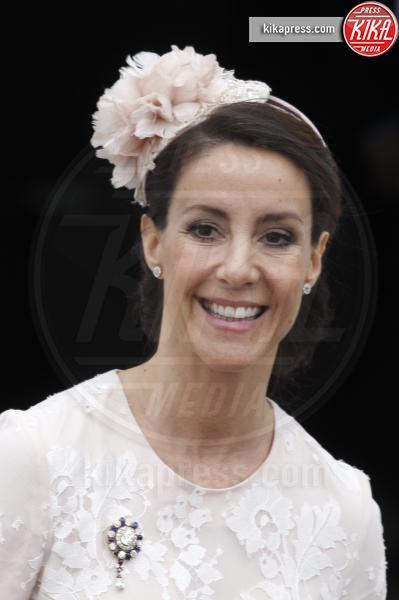 Princess Marie, Prince Henrik - 01-04-2017 - Il principe Felix di Danimarca riceve la cresima