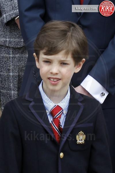 Prince Henrik - 01-04-2017 - Il principe Felix di Danimarca riceve la cresima