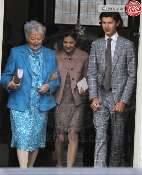 Prince Henrik, Regina Margrethe, Principe Nikolai, Principessa Mary - 01-04-2017 - Il principe Felix di Danimarca riceve la cresima