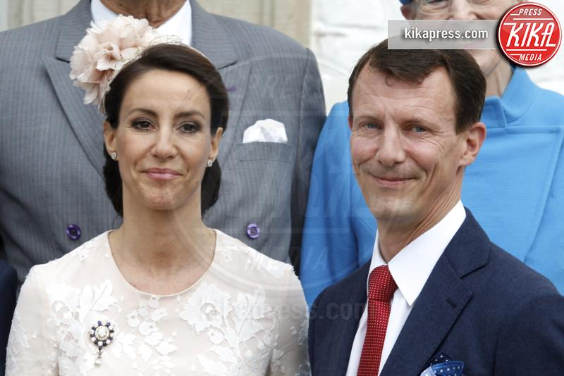 Princess Marie, Prince Henrik, Principe Joachim - 01-04-2017 - Il principe Felix di Danimarca riceve la cresima