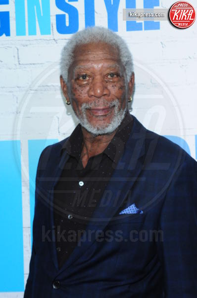 Morgan Freeman - NY - 30-03-2017 - Morgan Freeman accusato di molestie sessuali da otto donne