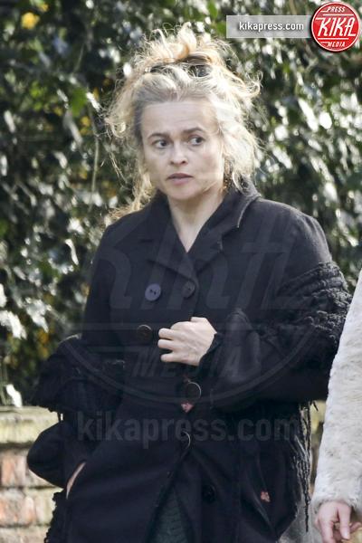 Helena Bonham Carter - Londra - 01-04-2017 - Star prima e dopo, il miracolo del make up