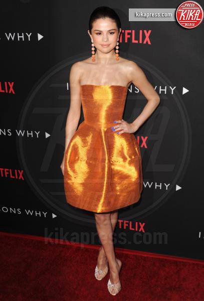 Selena Gomez - Hollywood - 30-03-2017 - Selena Gomez lascia la clinica psichiatrica dopo un mese di cure