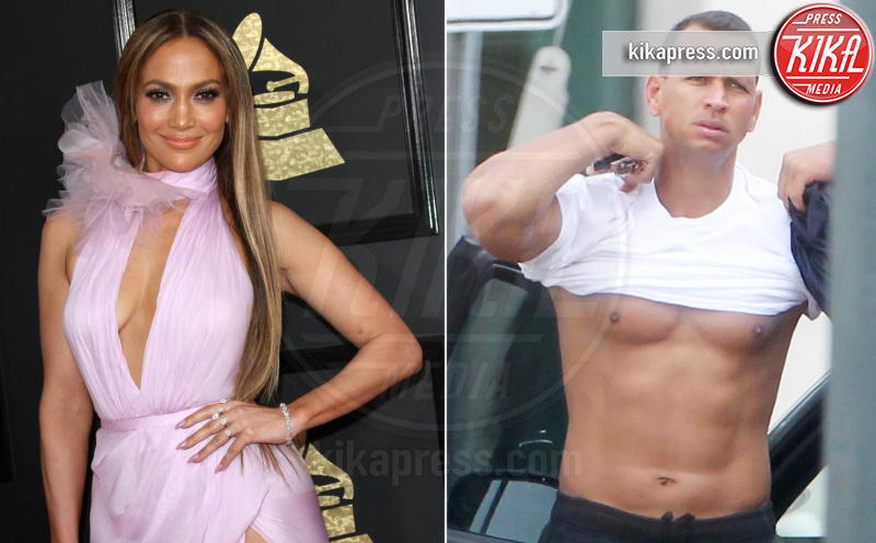 Alex Rodriguez, Jennifer Lopez - Los Angeles - 02-04-2017 - J Lo e Alex Rodriguez: tra di loro c'è già Lauren Hunter!