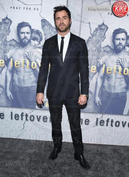 Justin Theroux - Hollywood - 04-04-2017 - Jennifer e Justin alla premiere di The Leftovers: e la crisi?