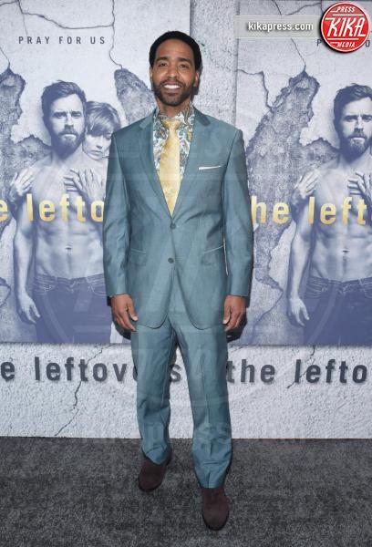 Kevin Carroll - Hollywood - 04-04-2017 - Jennifer e Justin alla premiere di The Leftovers: e la crisi?