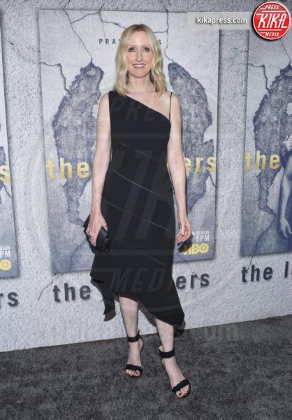Janel Moloney - Hollywood - 04-04-2017 - Jennifer e Justin alla premiere di The Leftovers: e la crisi?
