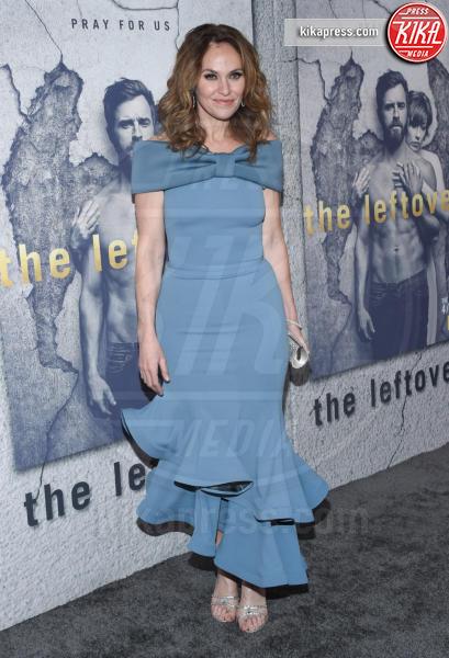 Amy Brenneman - Hollywood - 04-04-2017 - Jennifer e Justin alla premiere di The Leftovers: e la crisi?
