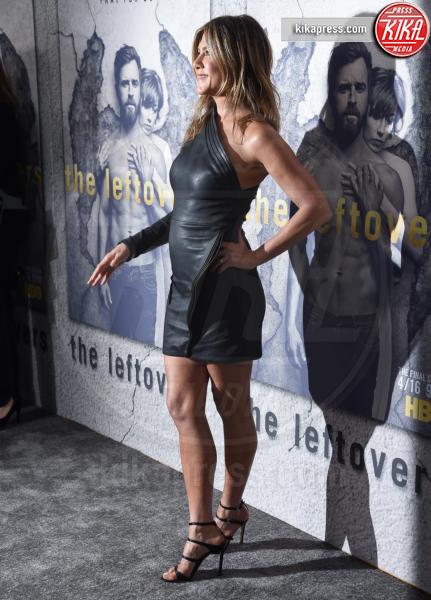 Jennifer Aniston - Hollywood - 04-04-2017 - Jennifer e Justin alla premiere di The Leftovers: e la crisi?