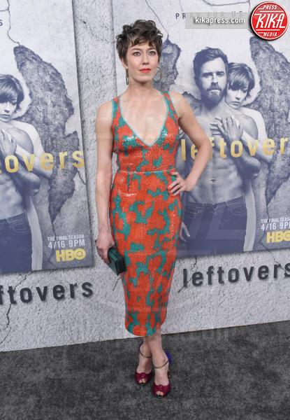 Carrie Coon - Hollywood - 04-04-2017 - Jennifer e Justin alla premiere di The Leftovers: e la crisi?
