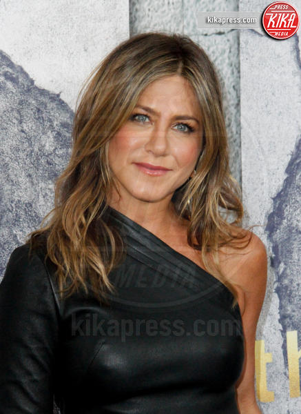 Jennifer Aniston - Los Angeles - 05-04-2017 - Pitt ospite d'onore al party dei 50 anni di Jennifer Aniston