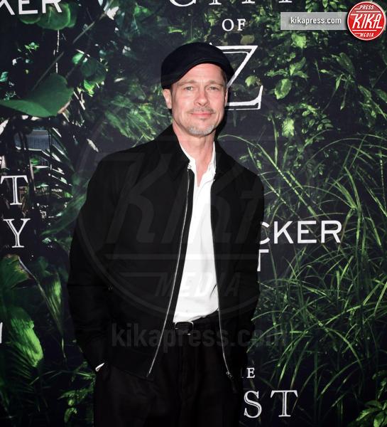 Brad Pitt - Hollywood - 05-04-2017 - A Hollywood, dove la molestia è di casa