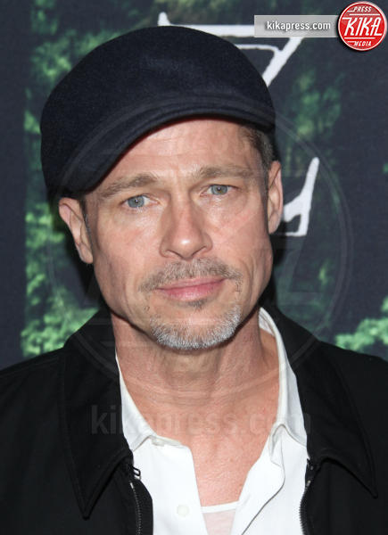 Brad Pitt - Hollywood - 05-04-2017 - Angelina Jolie: